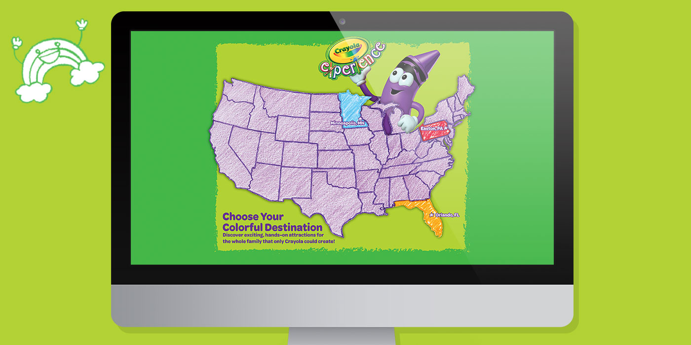 Crayola Website