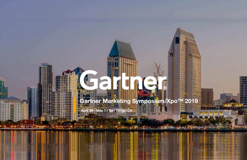 Gartner Marketing Symposium/Xpo 2019
