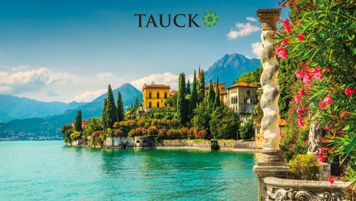Tauck travel destination