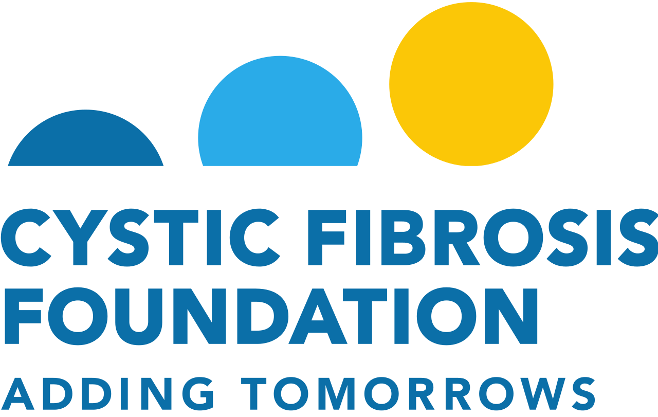logo for cystic fibrosis foundation
